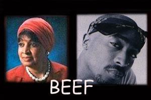 Tupac a C. Delores Tucker